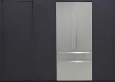 Встраиваемый холодильник LG формата French Door