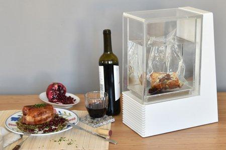 «Аквариум» для замораживания и приготовления еды