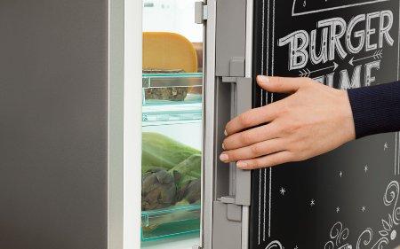 Miele K 20.000: холодильник для продуктов и для творчества