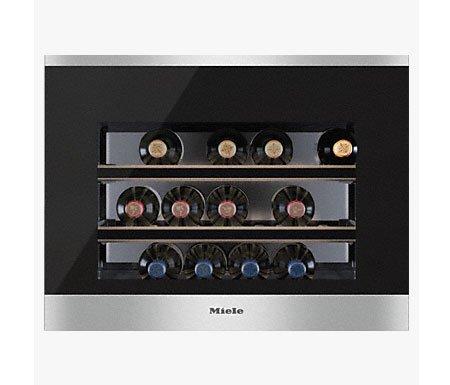 Miele представляет небольшой, но удобный винный холодильник