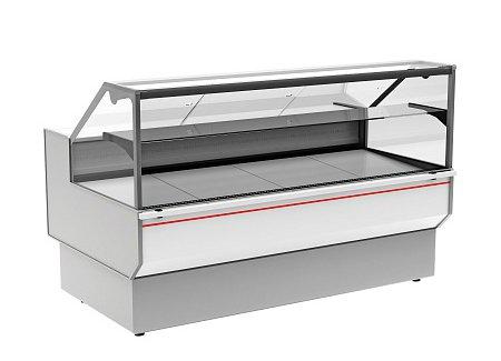 Новые модели напольных витрин POLUS CARBOMA CG95