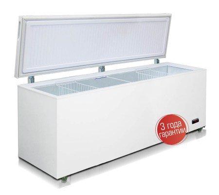 Новый морозильный ларь «Бирюса»