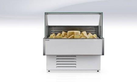 Новые морозильные витрины Cryspi