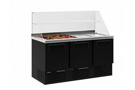 «Полюс» выпускает новое оборудование: холодильные и разделочные столы