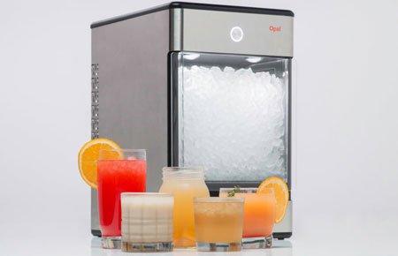 Льдогенератор Opal Nugget изготовит лёд по вашему желанию