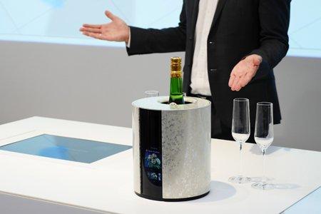 Новый холодильник для любителей сакэ: Panasonic Sake Cooler