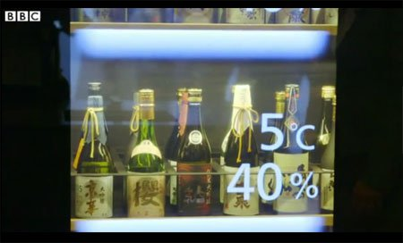 Холодильник Panasonic предлагает рецепты блюд к напиткам
