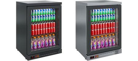 Новые барные холодильники POLAIR BAR и GRANDE