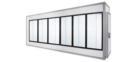 Обновлённые холодильные камеры POLAIR