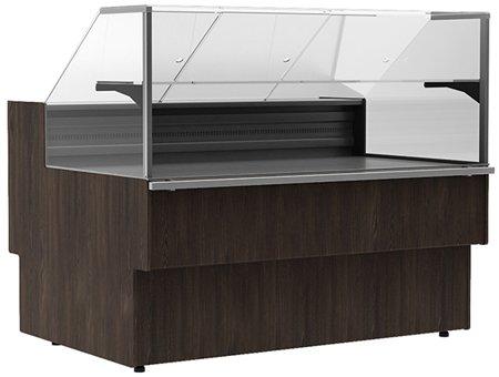 Новые холодильные витрины «Полюс» CARBOMA CG110
