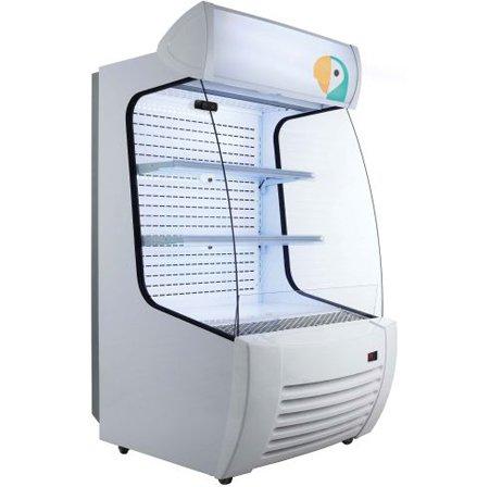 Автономная холодильная витрина
