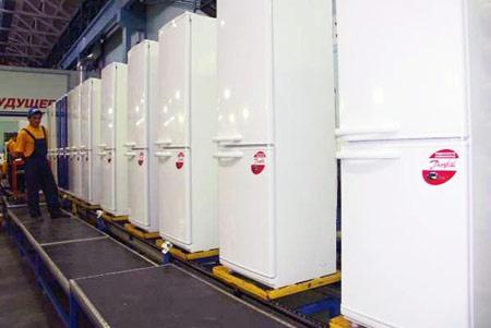 Холодильники POZIS идут на экспорт