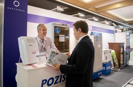 Профессиональная холодильная техника POZIS поставляется в Европу