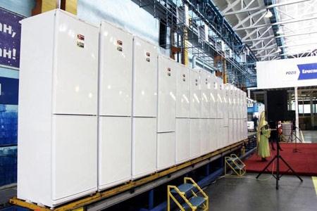 Производство бытовых холодильников POZIS увеличится в два раза