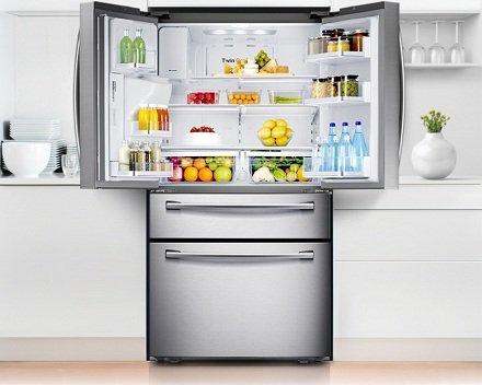 Топ-5 многокамерных холодильников