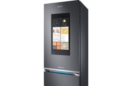 Samsung показал на IFA 2016 умный холодильник Family Hub для европейских покупателей