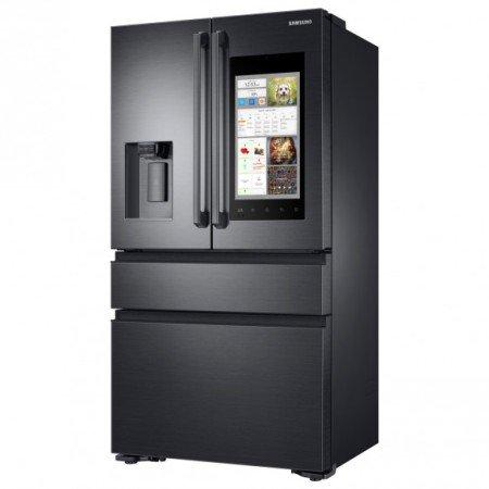 Новинка от Samsung на CES 2017 – холодильник Family Hub 2.0