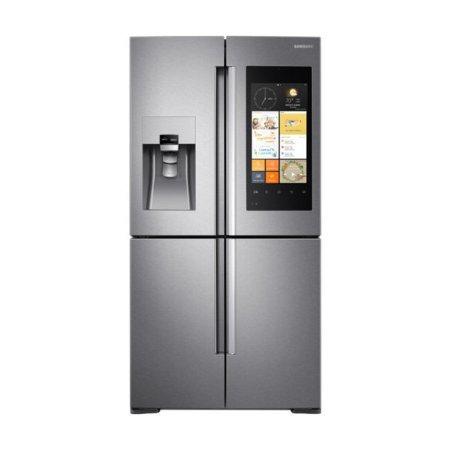 Холодильники Samsung «заговорят» на восьми европейских языках