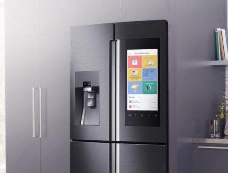 Первый холодильник с искусственным интеллектом