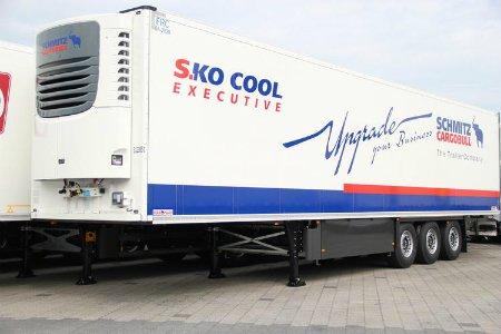 Schmitz Cargobull выпускает новый изотермический полуприцеп