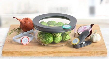 Приложение Smarterware помогает отслеживать содержимое холодильника