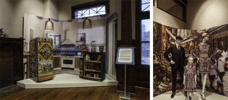 Холодильники Smeg участвуют в выставке сицилийского народного творчества