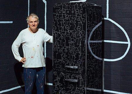 Дизайн соседствует с искусством благодаря Тьерри Нуару
