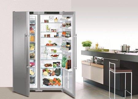 Топ-10 холодильников Side-by-side за 2015 год