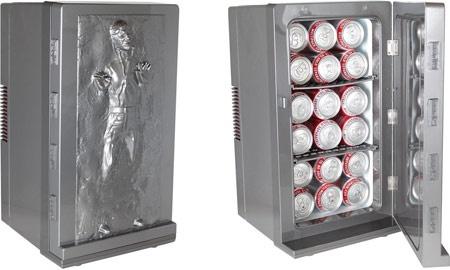 Мини-холодильник Star Wars – портативный, удобный, притягивающий взгляды