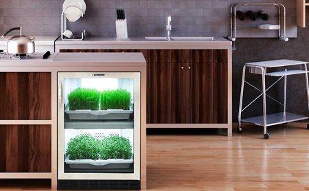 Urban Cultivator – холодильник для выращивания зелени