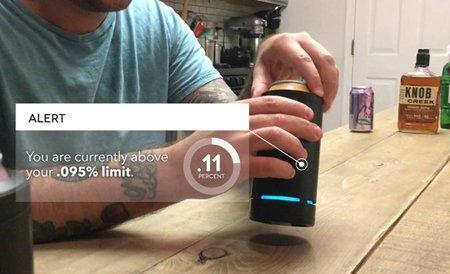 Vexel Cooler: удобный ограничитель потребления спиртного