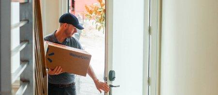 Walmart тестирует доставку до холодильника