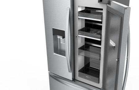 WHIRLPOOL представил на CES 2017 холодильник для умного дома