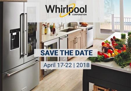Whirlpool представил новые модели холодильников