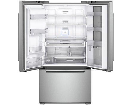 Вместительный холодильник Whirlpool показан на KBIS 2018