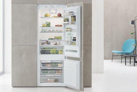 Встраиваемый холодильник Whirlpool Space 400