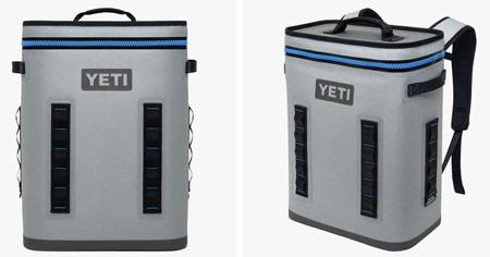 Переносной холодильник Yeti's Hopper Backflip для любой погоды