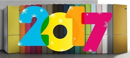Cамые запоминающиеся холодильники 2017 года