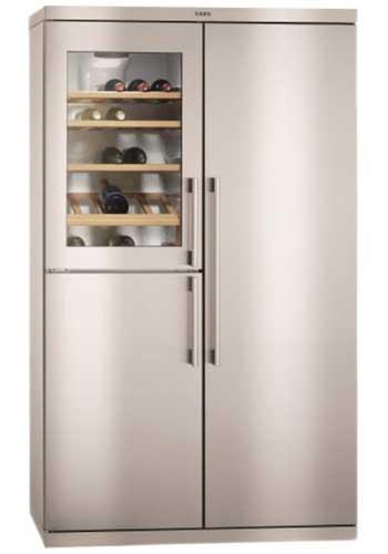 холодильник Side by Side AEG S95900XTM0
