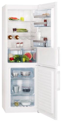двухкамерный холодильник AEG S 53420 CNW2