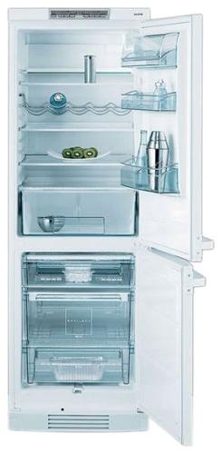 двухкамерный холодильник AEG S 70398 DTR