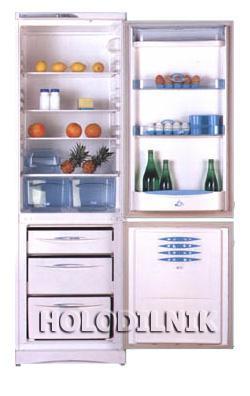 двухкамерный холодильник Стинол RF-345