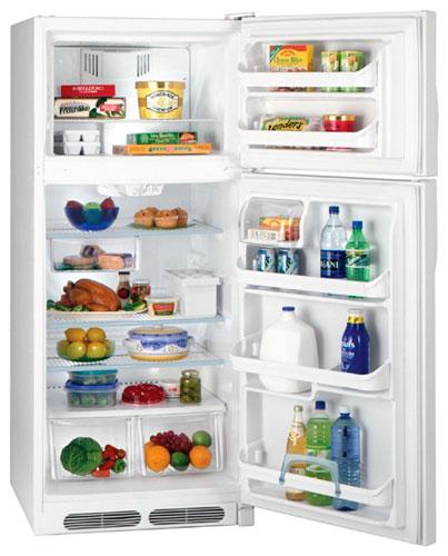 двухкамерный холодильник Frigidaire FGTD18V5MW