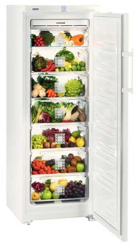 однокамерный холодильник Liebherr B 2756 Premium BioFresh