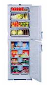 двухкамерный холодильник Liebherr BGND 2986
