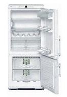 двухкамерный холодильник Liebherr C 2656