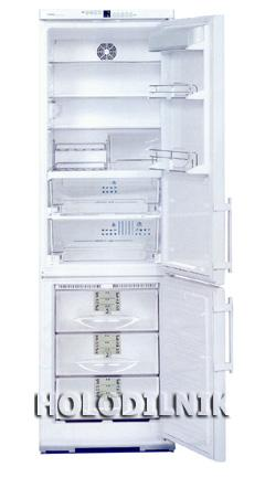 двухкамерный холодильник Liebherr CBN 3856