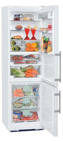 двухкамерный холодильник Liebherr CBN 3857 / CBN 38570