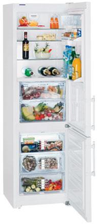 двухкамерный холодильник Liebherr CBN 3956
