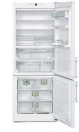 двухкамерный холодильник Liebherr CBN 5066 / KGBN 5056